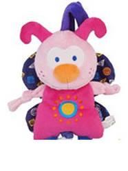 Музыкальная игрушка Baby Mix TE-8113-25B Бабочка