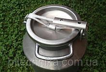 Бидон алюминиевый молочный  18 л  Калитва