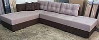 Уголок Берлин 3 на 2.2  Угловой диван Трансформер, фото 1