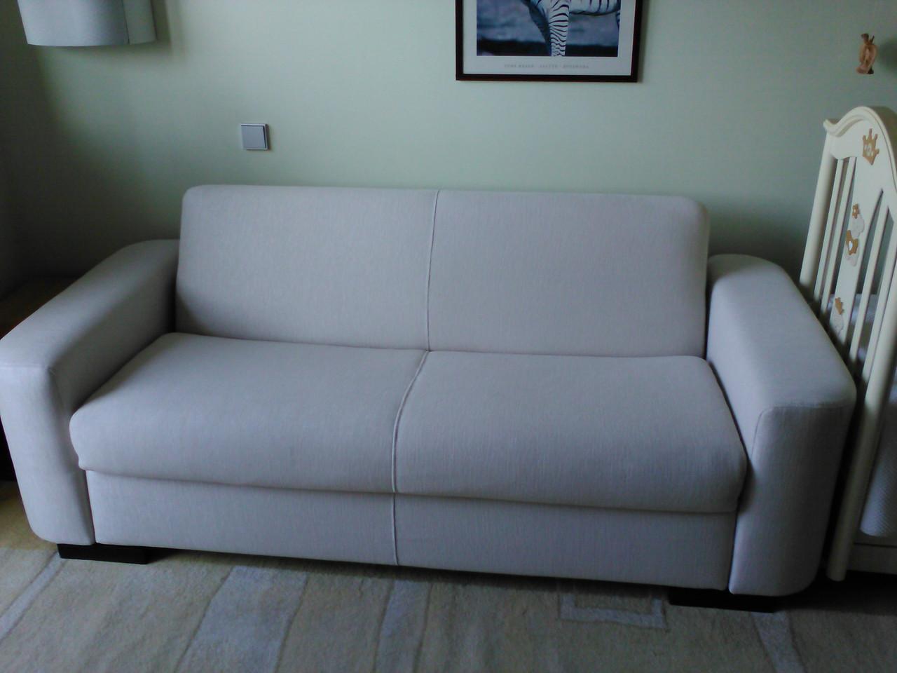 Перетяжка дивана в Днепропетровске