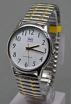 Часы Q&Q VY24J404Y оригинал классические наручные часы, фото 3