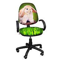 """Детское компьютерное кресло Поло """"Кролик-2"""""""