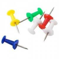 Кнопки-гвозди BUROMAX 50шт в пластиковом футляре 5150