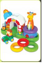 Игрушки детские оптом