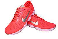 Женские  кроссовки Nike Zoom Fit Agility, сетка/текстиль, розовые, Р. 37 38 40