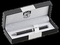 Ручка шариковая LANGRES Lyra в подарочном футляре, черный, фото 1