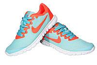 Женские кроссовки Nike Air Max THEA, секта, бирюза, Р. 36