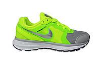 Женские кроссовки Nike Air Max THEA салатовые Р. 38 39