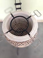 Тандыр №3(комплект)(с метал. поддувалом)