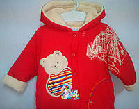 Куртка демисезонная для девочки р.2-3 года