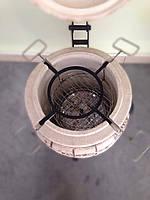 Тандыр №4(комплект)(с метал. поддувалом)