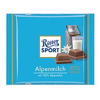Шоколад RITTER SPORT молочный 100 г.