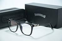 Оправа ,имиджевые  очки  Chrome Hearts 22018 кор