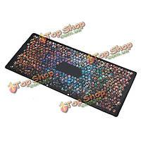 Большая скорость резиновый коврик коврик для укладки speedcubing игры клавиатура мышь