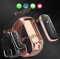 M6 Bluetooth -гарнитура умный браслет спорта трекер сна MONITER смарт-часы для андроид телефон Ios