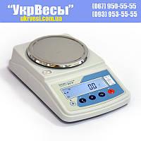Лабораторные весы с внутренней калибровкой ТВЕ-0,3-0,005/2