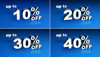 Снижение цен на закрытые летние модели