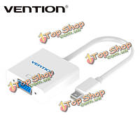 Конвенция вай-d05 мини-порт дисплея дп к VGA кабель адаптера бескислородной меди для функции мультимедиа