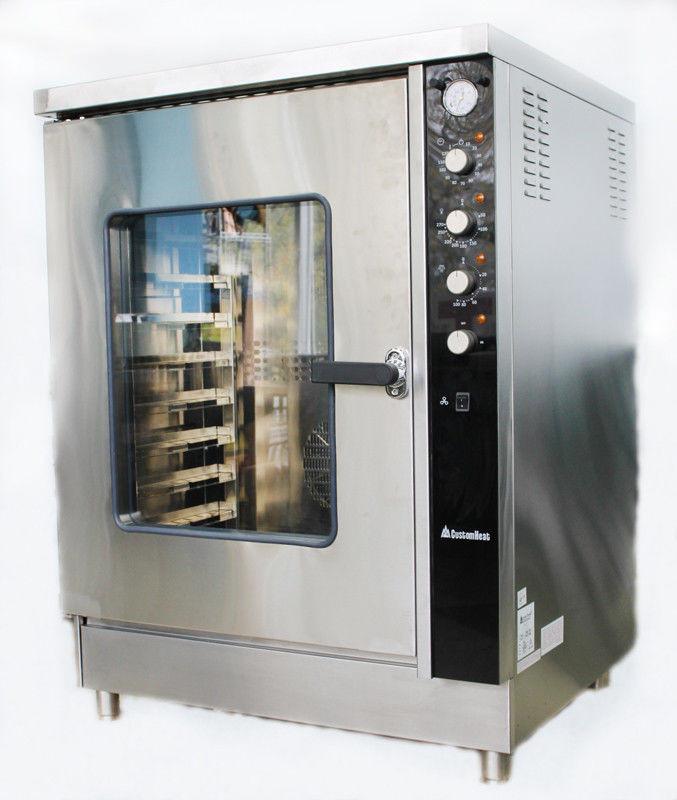 Печь конвекционная 10 уровневая CustomHeat 104 PXHSC