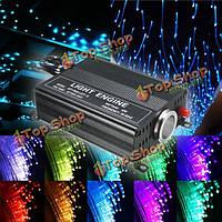 2m DIY 16w RGB LED оптоволоконный звезда потолочные светильники комплект 150шт 0.75мм + 24 IR дистанционный пульт