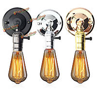 E27 античный винтаж типа настенный выключатель света светильник лампы гнездо держатель лампы светильник