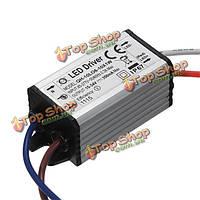 10Вт LED источник питания водитель 350мА 900мА высокой мощности LED Свет лампы переменного тока 85-277v