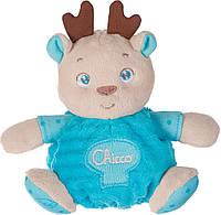 Игрушка мягкая Chicco Soft Cuddles Северный олень 15см