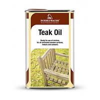 Тиковое масло Teak Oil Borma Wachs (Италия)