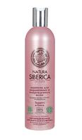 Шампунь Защита и блеск для окрашенных и поврежденных волос Natura Siberica ,400 мл