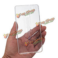 Чехол мягкий прозрачный бампер для Huawei P9 Lite