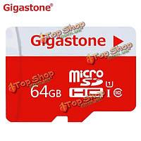 GigaStone 64Гб Class 10 Micro-SD TF Micro-SD карты для мобильного телефона