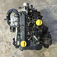 Двигатель Renault Clio Grandtour, 1.5 dCi, 2010-today тип мотора K9K 752
