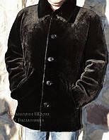 Мужская шуба из меха бобра (пошив)