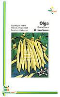 Семена Фасоли  спаржевая Ольга (большая фасовка)20гр