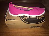 Crocs dueta мокасины женские 37 размер