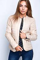 Жіноча коротка куртка №32 плащівка 40-50 р, фото 1