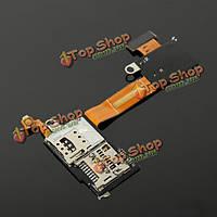 Микро сим-карт-ридер SD гибкий кабель для SONY Xperia M2 d2303 d2306 d2305