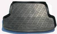 Коврик багажника лодочкой 1118