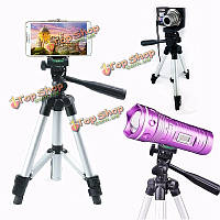 Профессиональная камера штатив стенд держатель телефона селфи палочка подставка для цифрового фотоаппарата iPhone Samsung