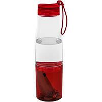 Бутылка для питья «Hide-Away» красная