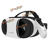 Рио 3D очки виртуальной реальности Google картонный вр коробка для ИОС Baofeng Original 4S Mojing iPhone