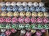 Шар пластик цветной в тубусе (8 шт.)