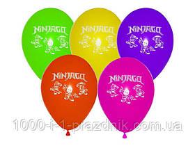 Шарик Ninjago 30 см.