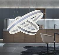 Подвесная (LED 3000k) люстра Sofi Milano Francesco II White