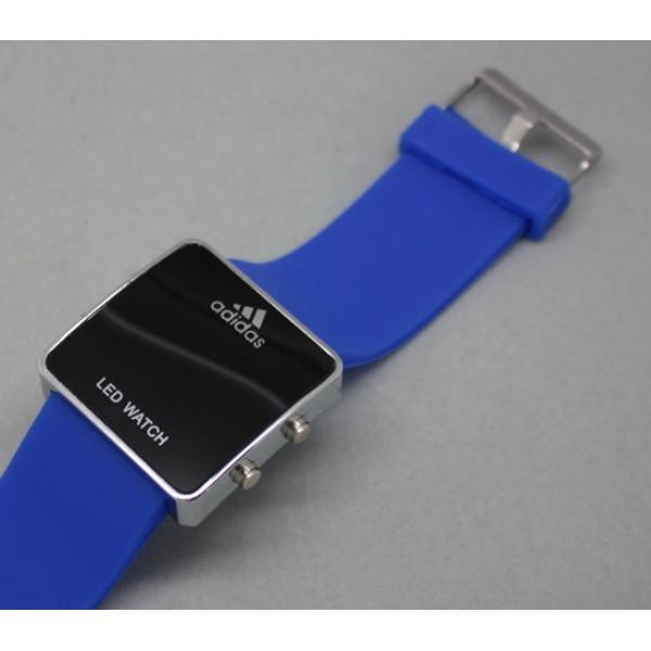 fb7938f4 Спортивные часы LED WATCH, Лед синие - Интернет-магазин