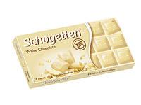 Шоколад schogetten білий