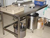 Стол для сброса отходов, фото 1