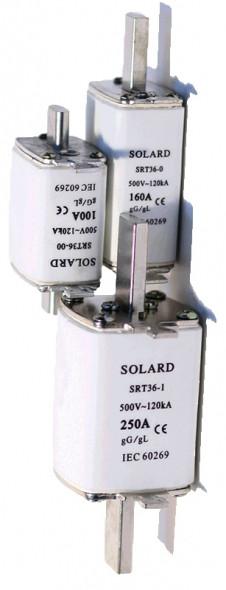 Плавкая вставка предохранителя SRT — Solard™