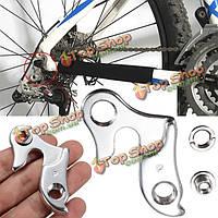 1шт адаптер MTB велосипед задний механизм переключения передач переключатель вешалка отсева преобразователь