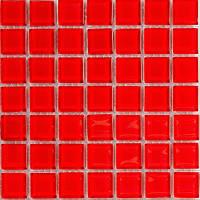 Красная мозаика Vivacer B001